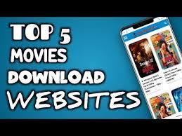 Top 5 Movie Download Websites